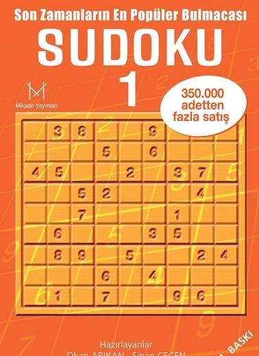 Sudoku - 1-Mikado